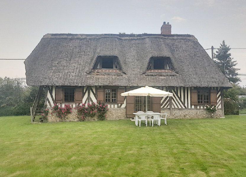 Maison à vendre 92m2 à Beuzeville