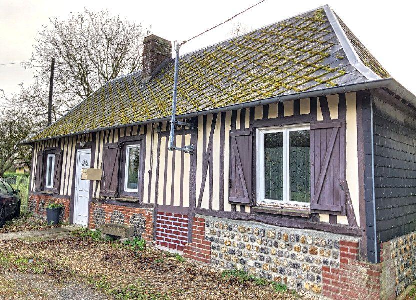 Maison à vendre 70m2 à Lieurey