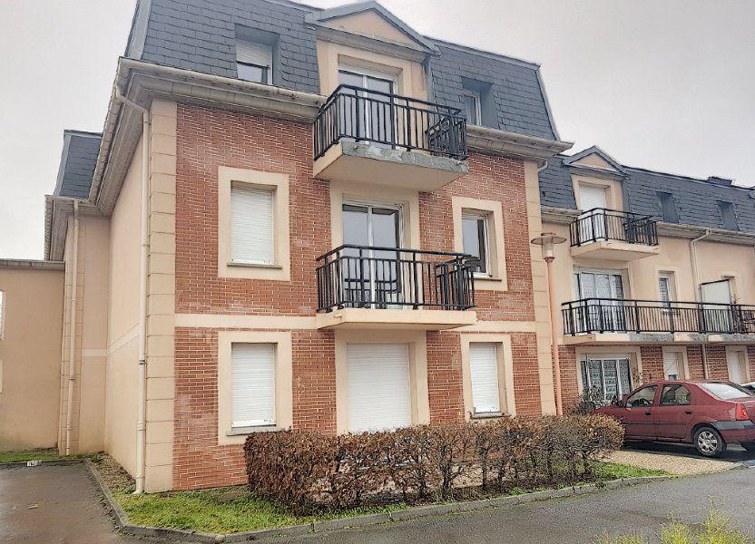 Appartement à vendre 48m2 à Beuzeville