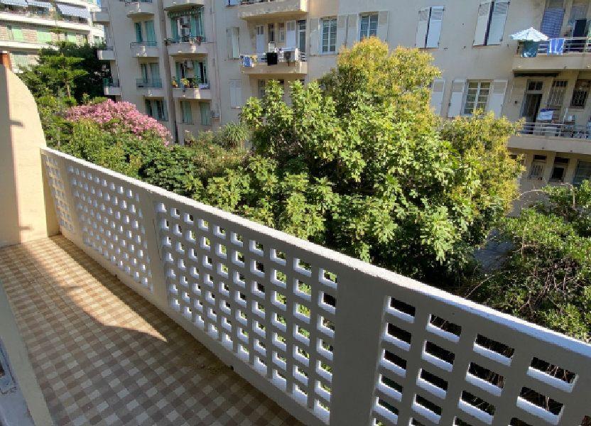 Appartement à louer 31.55m2 à Nice