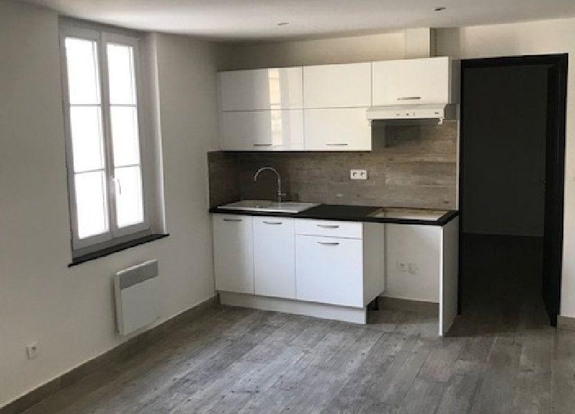 Appartement à louer 50.31m2 à Nice