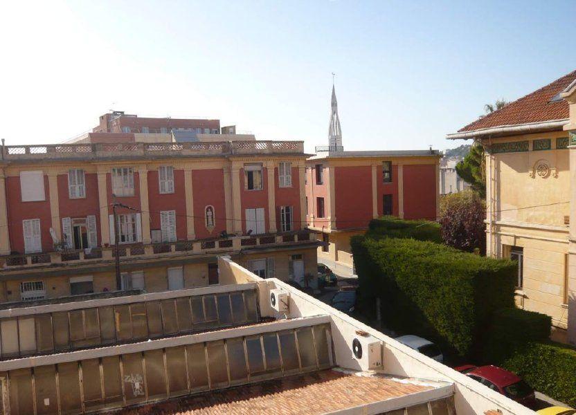Appartement à louer 23.85m2 à Nice