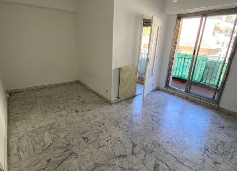 Appartement à louer 24.72m2 à Nice