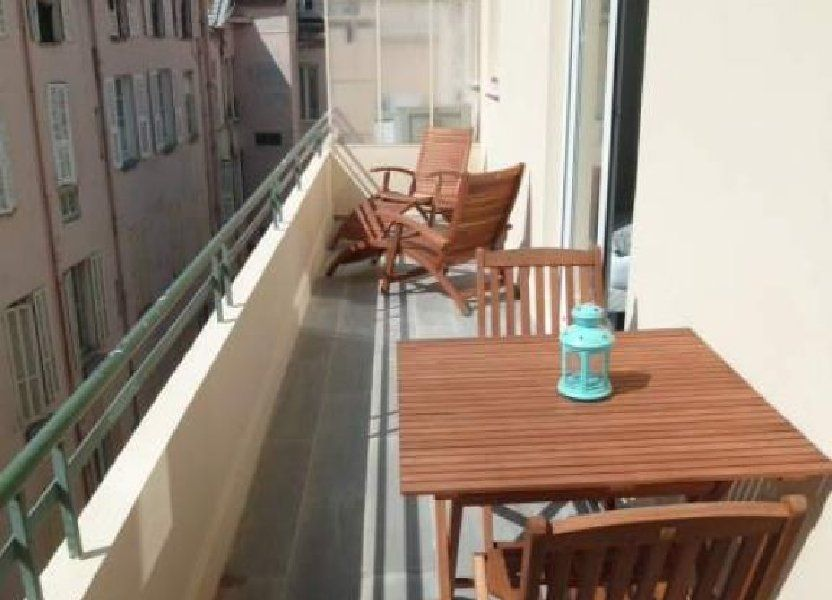 Appartement à louer 26.03m2 à Nice