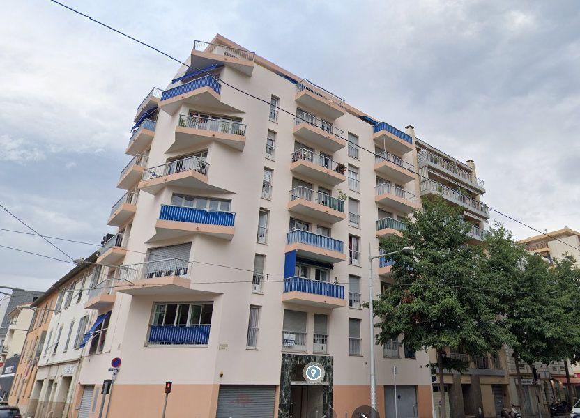 Appartement à louer 41.06m2 à Nice