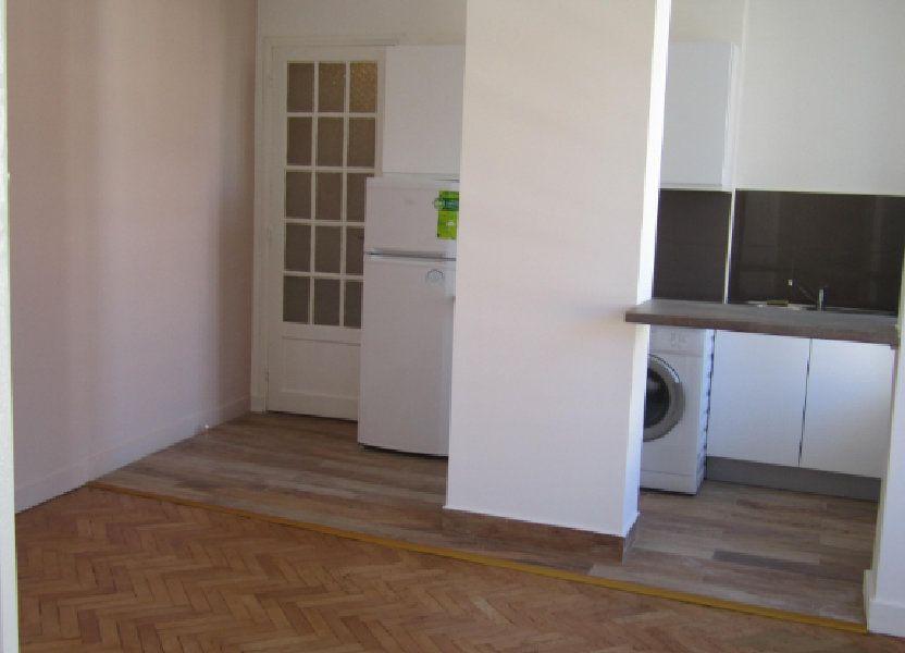 Appartement à louer 38.75m2 à Nice