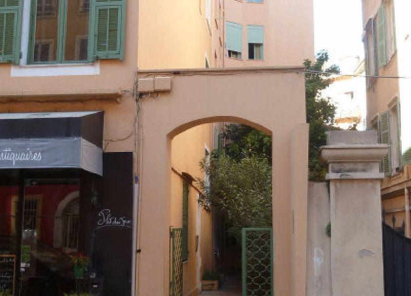 Appartement à louer 11m2 à Nice