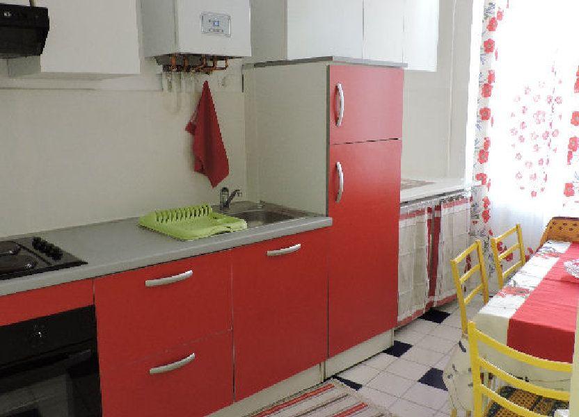 Appartement à louer 42.01m2 à Nice