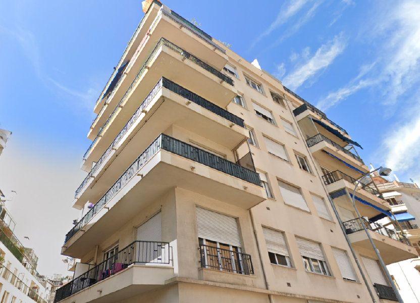 Appartement à louer 60.5m2 à Nice
