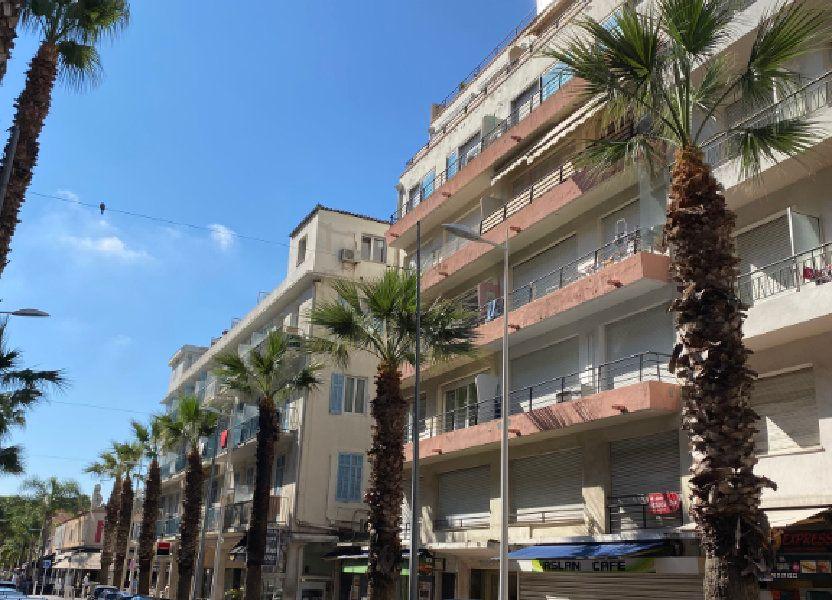 Appartement à louer 30.22m2 à Juan-les-Pins - Antibes