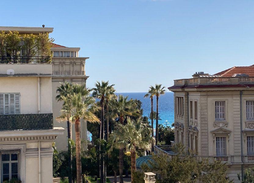 Appartement à louer 29.05m2 à Nice
