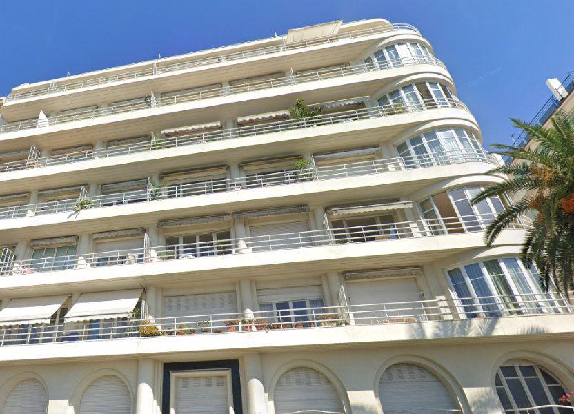 Appartement à louer 33.61m2 à Nice