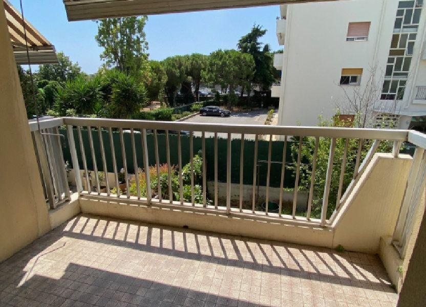 Appartement à louer 54.89m2 à Nice