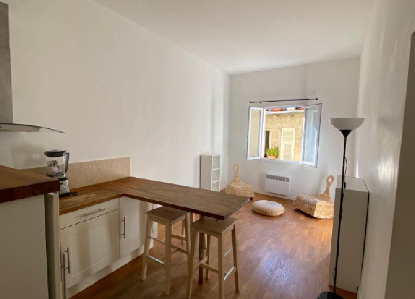 Appartement à louer 32.66m2 à Nice
