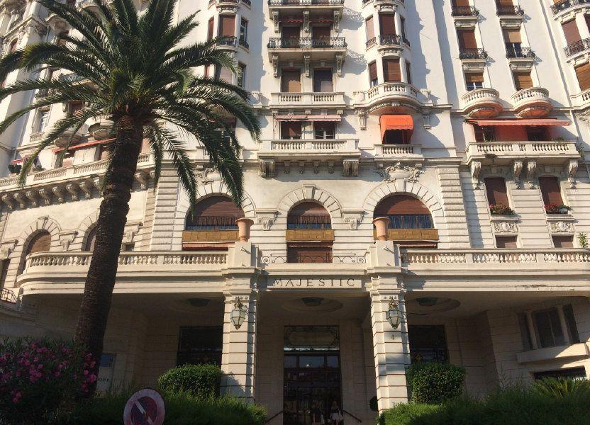 Appartement à louer 62.58m2 à Nice