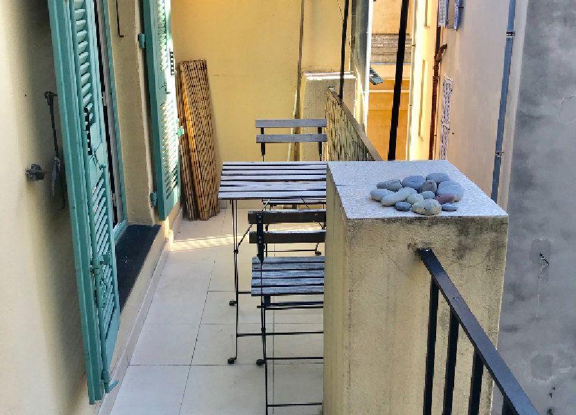 Appartement à louer 44.31m2 à Nice