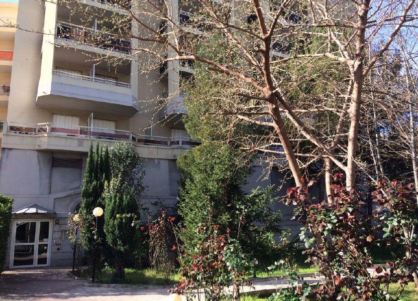 Appartement à louer 19.8m2 à Nice