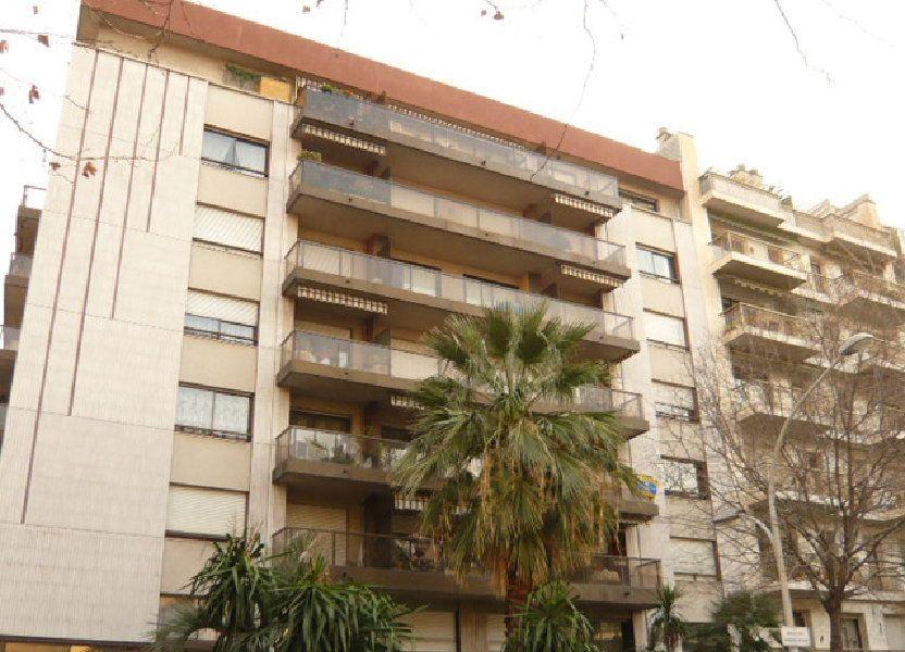 Appartement à louer 48.5m2 à Nice