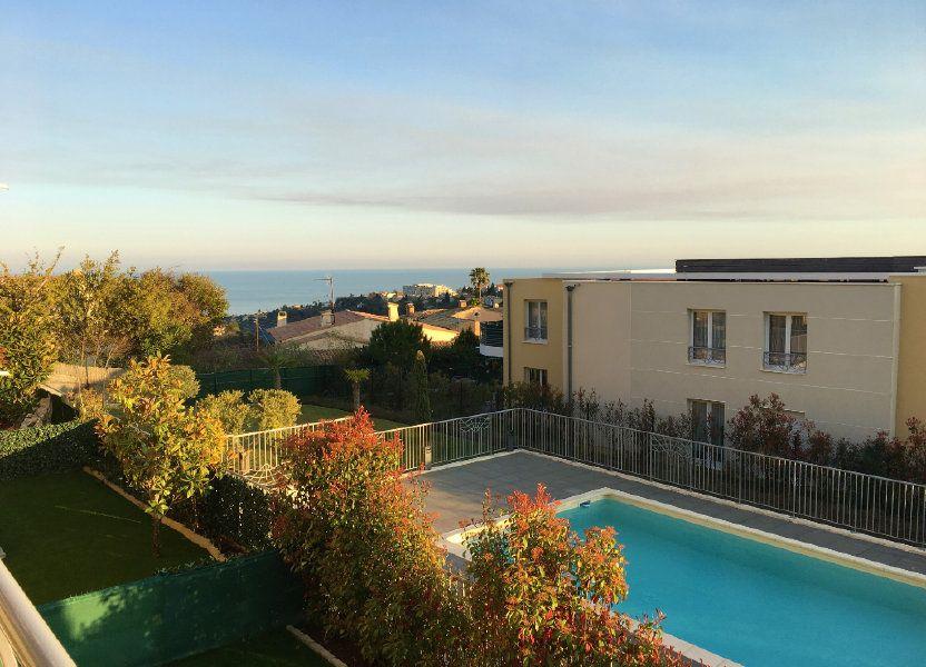 Appartement à louer 81.33m2 à Nice