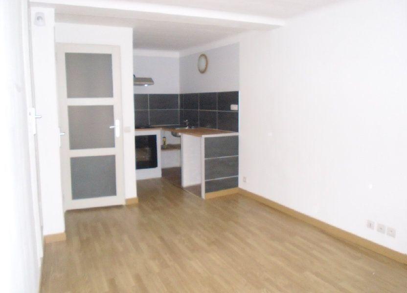Appartement à louer 41.09m2 à Lucéram
