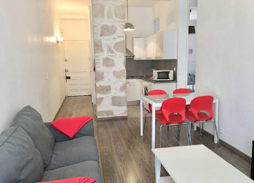 Appartement à louer 53.42m2 à Nice