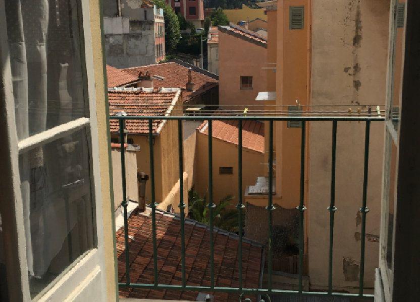 Appartement à louer 22.03m2 à Nice