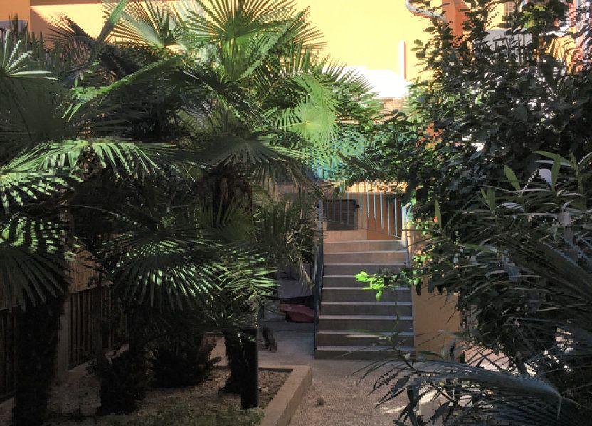 Appartement à louer 30.33m2 à Nice