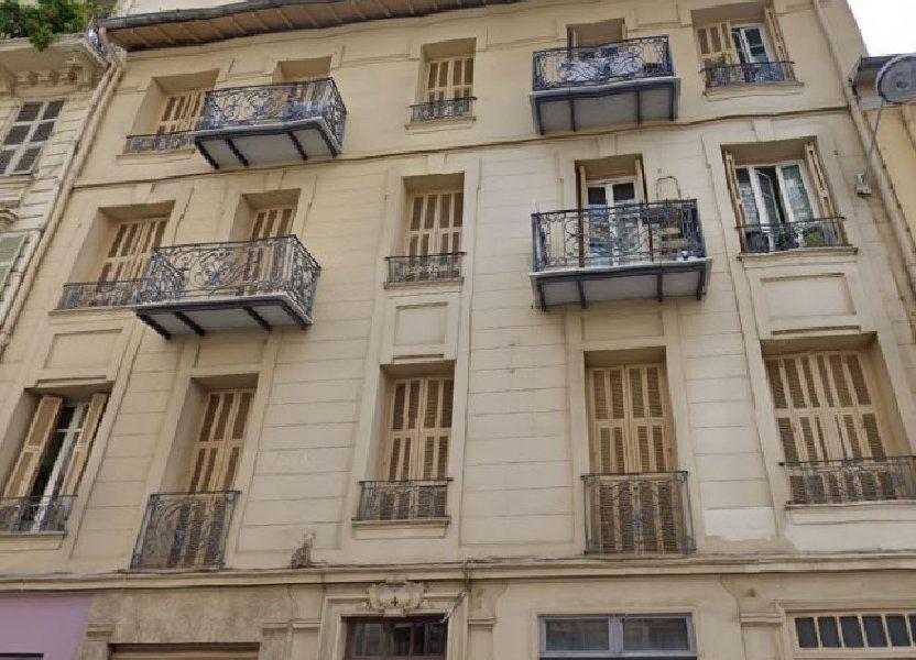 Appartement à vendre 26.34m2 à Nice