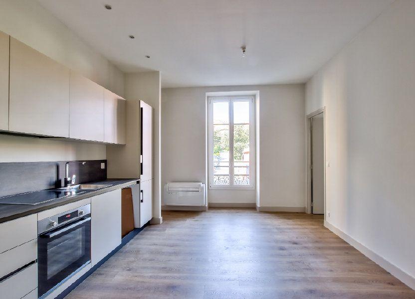 Appartement à vendre 53.49m2 à Nice