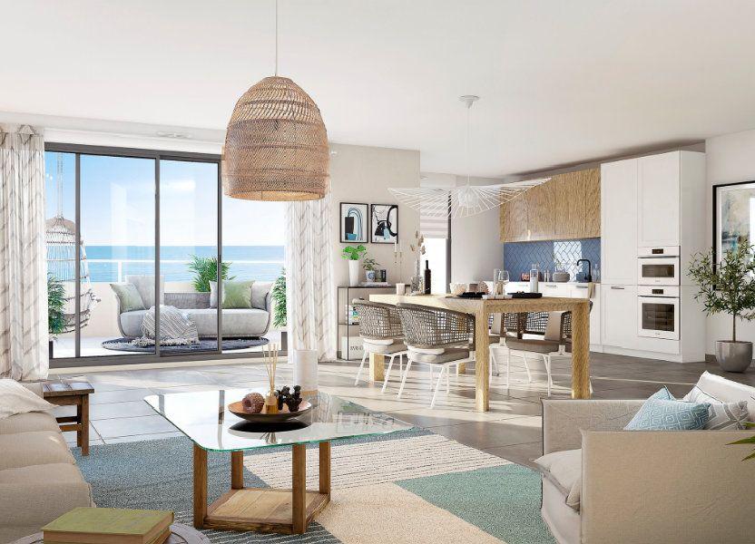 Appartement à vendre 41.52m2 à Sari-Solenzara