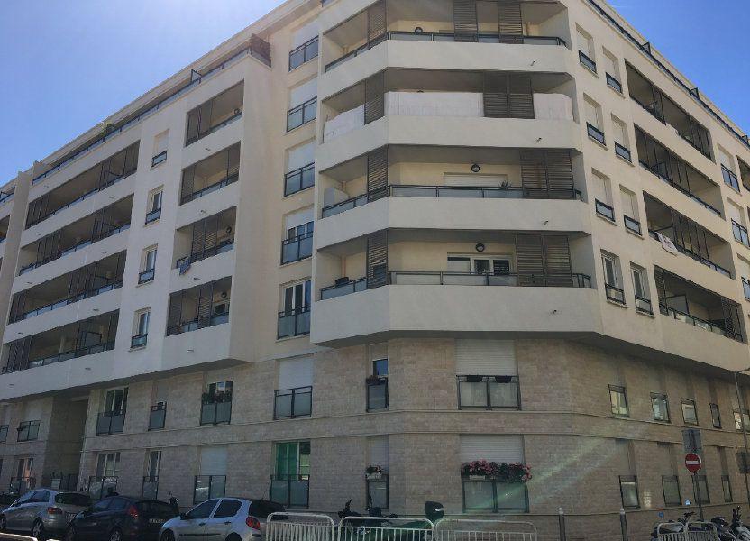Appartement à louer 23.6m2 à Nice
