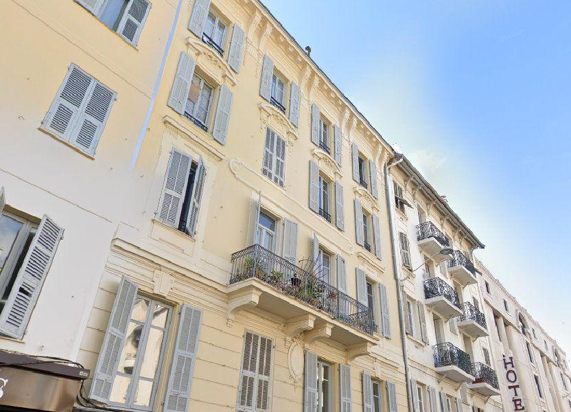 Appartement à louer 62.13m2 à Nice