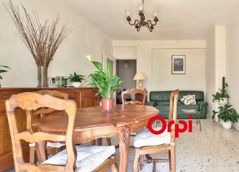 Appartement à vendre 63m2 à Nice