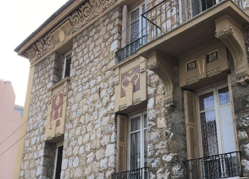 Appartement à louer 52m2 à Nice