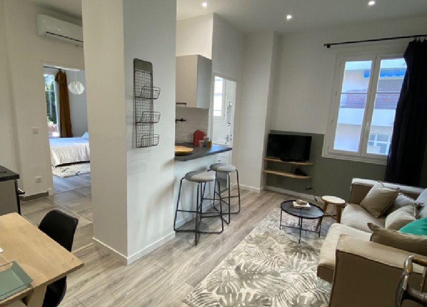 Appartement à louer 31.59m2 à Nice