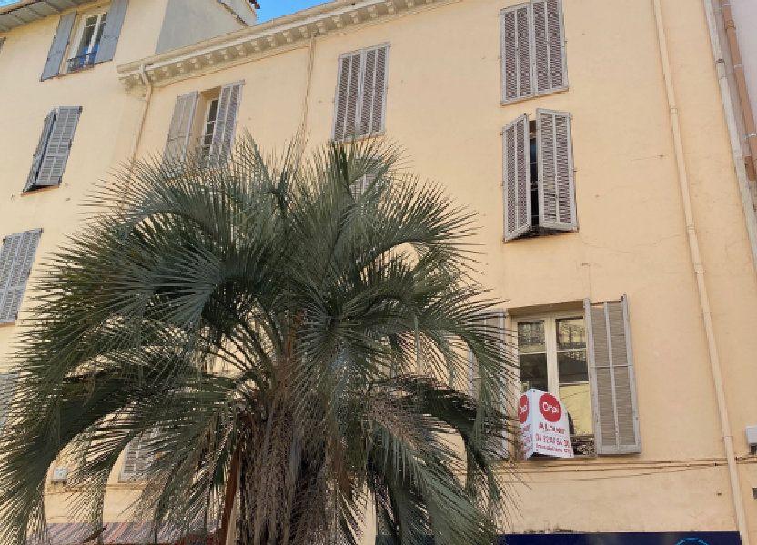 Appartement à louer 31.6m2 à Cannes