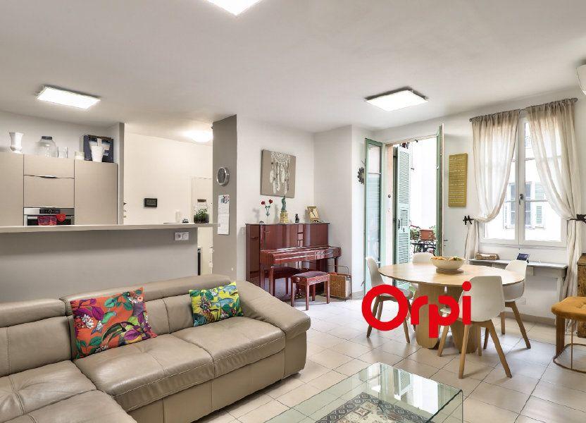 Appartement à vendre 83.75m2 à Nice