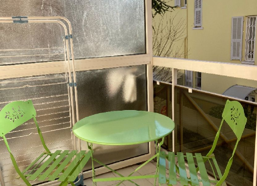 Appartement à louer 25.22m2 à Nice
