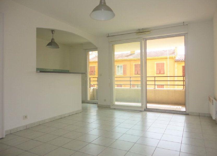 Appartement à vendre 54.15m2 à Saint-Laurent-du-Var
