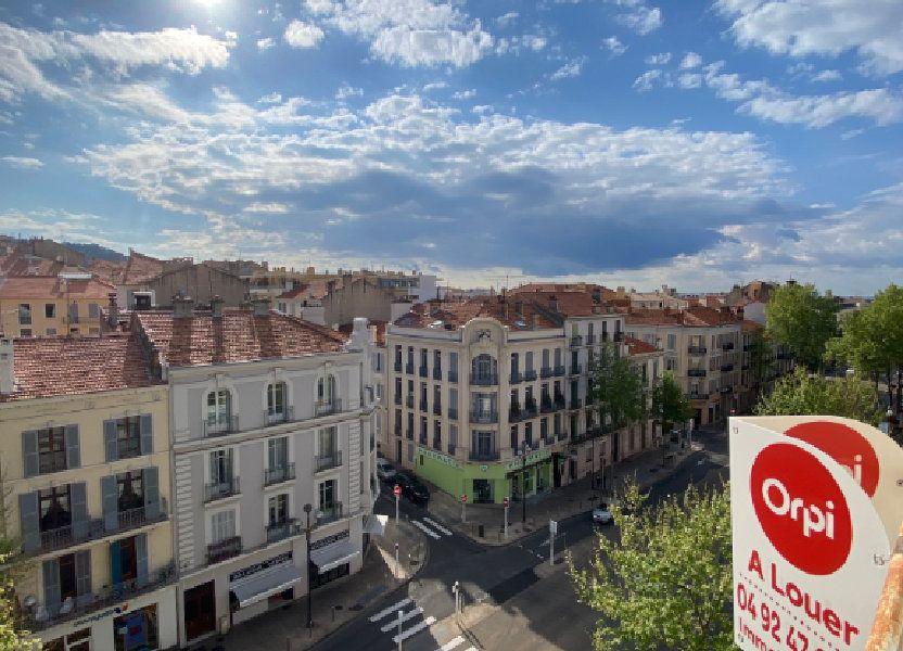 Appartement à louer 54m2 à Cannes