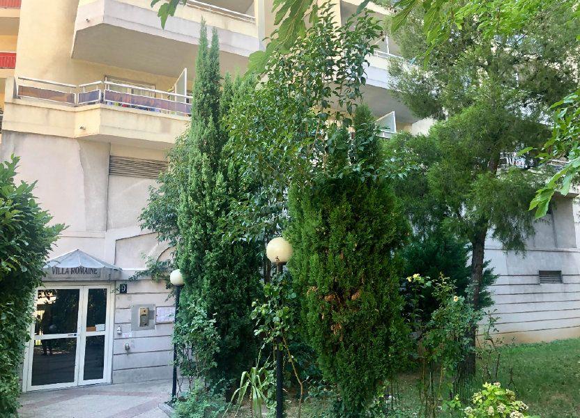 Appartement à louer 19.36m2 à Nice