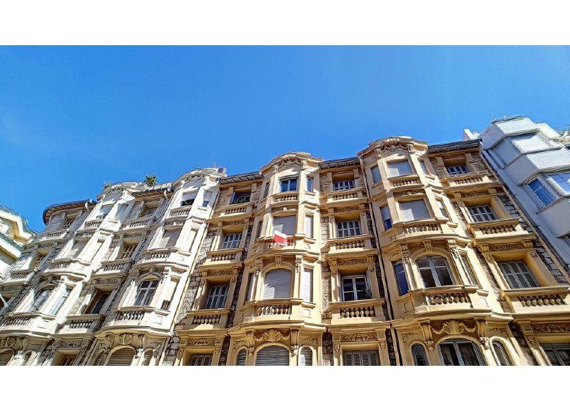 Appartement à vendre 6.64m2 à Nice