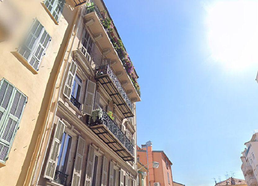 Appartement à louer 30.02m2 à Nice