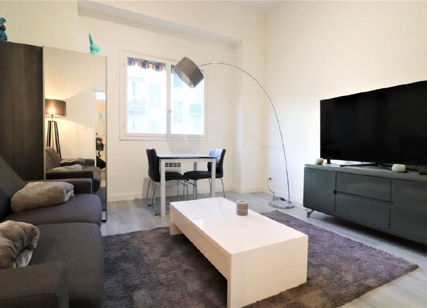 Appartement à vendre 22.93m2 à Nice