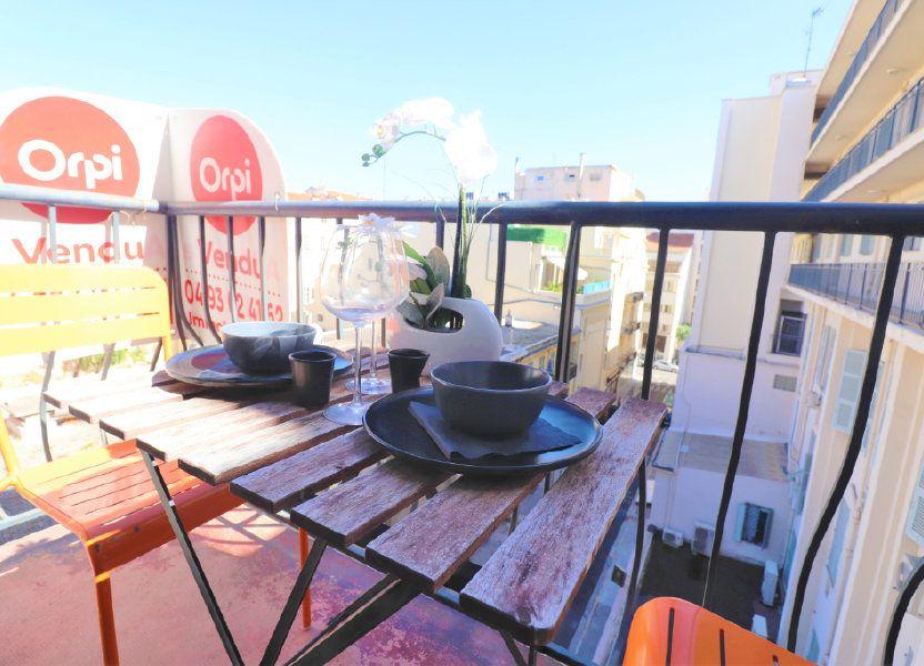 Appartement à vendre 27m2 à Nice