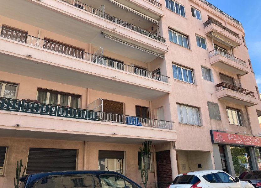 Appartement à louer 40.06m2 à Nice