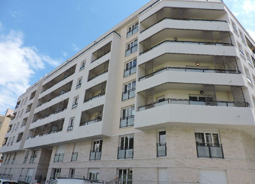 Appartement à louer 29.1m2 à Nice