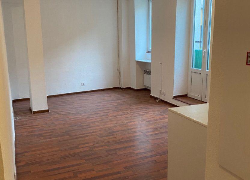 Appartement à louer 24.04m2 à Nice