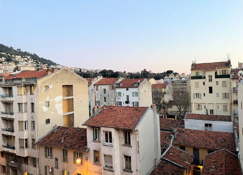 Appartement à vendre 66.05m2 à Nice