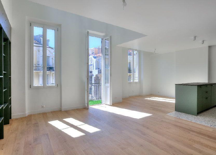 Appartement à vendre 82.94m2 à Nice